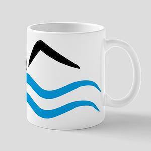 Schwimmen Mug