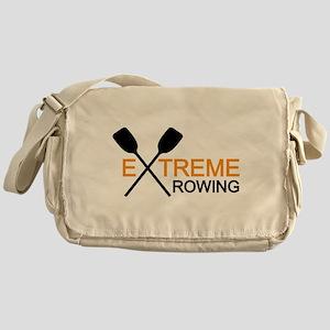 extreme rowing Messenger Bag
