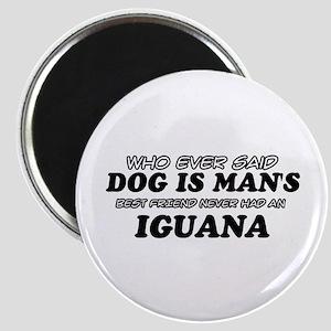 Iguana pet designs Magnet