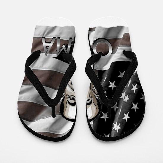 obama Flip Flops