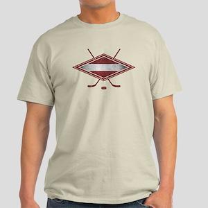 Latvijas Hokejs Flag T-Shirt