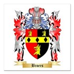 Broers Square Car Magnet 3