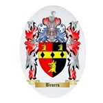 Broers Ornament (Oval)