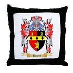 Broere Throw Pillow