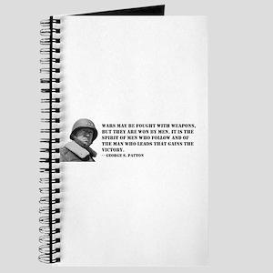 George Patton on Spirit Journal