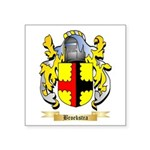 Broekstra Square Sticker 3