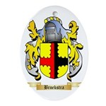Broekstra Ornament (Oval)