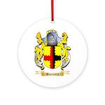 Broekstra Ornament (Round)