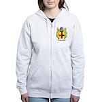 Broekema Women's Zip Hoodie