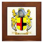 Broekema Framed Tile