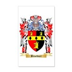 Broedner 35x21 Wall Decal