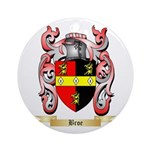 Broe Ornament (Round)
