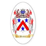 Brodie Sticker (Oval)