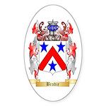 Brodie Sticker (Oval 50 pk)