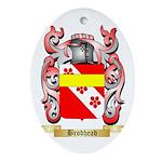 Brodhead Ornament (Oval)