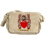 Brockie Messenger Bag