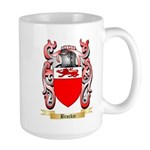 Brockie Large Mug