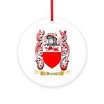 Brockie Ornament (Round)