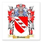 Brobson Square Car Magnet 3