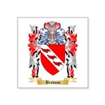 Brobson Square Sticker 3