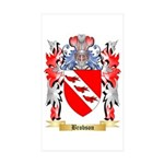 Brobson Sticker (Rectangle 50 pk)