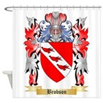 Brobson Shower Curtain