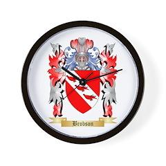 Brobson Wall Clock