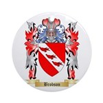 Brobson Ornament (Round)