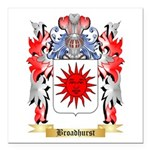 Broadhurst Square Car Magnet 3