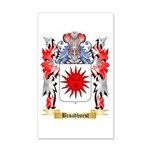 Broadhurst 20x12 Wall Decal
