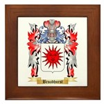 Broadhurst Framed Tile