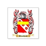 Broadhead Square Sticker 3