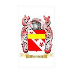 Broadhead Sticker (Rectangle 50 pk)