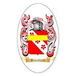 Broadhead Sticker (Oval 10 pk)