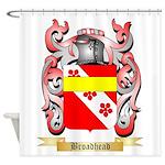 Broadhead Shower Curtain
