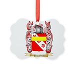 Broadhead Picture Ornament