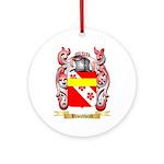 Broadhead Ornament (Round)