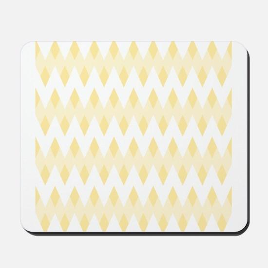 Light Tan Color Pattern. Mousepad