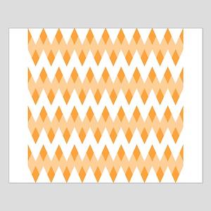 Orange Patterned. Posters