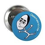 Black Bean Tarou, Button (100 pack)