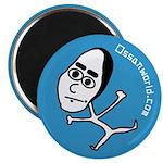 Black Bean Tarou, Magnet (100 pack)