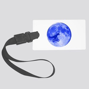 T-Rex Moon Large Luggage Tag
