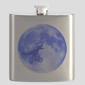 T-Rex Moon Flask