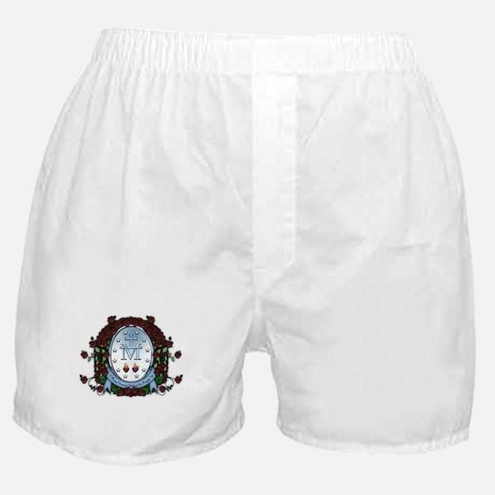 Miraculous Medal 2 Boxer Shorts