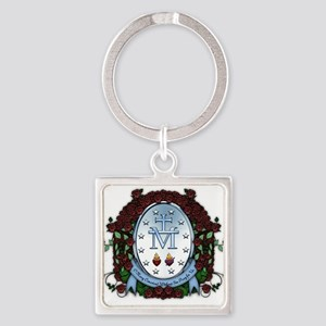 Miraculous Medal 2 Keychains
