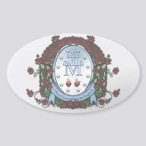 Miraculous Medal 2 Sticker