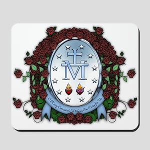 Miraculous Medal 2 Mousepad