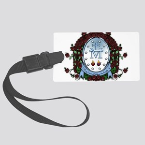 Miraculous Medal 2 Luggage Tag