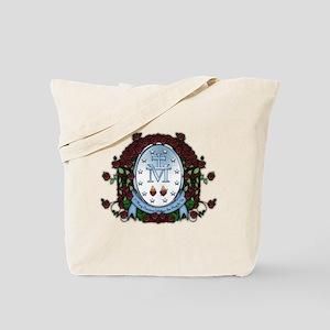Miraculous Medal 2 Tote Bag
