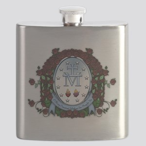 Miraculous Medal 2 Flask